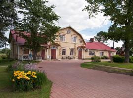 Kartano Hostel, Кокемяки (рядом с городом Peipohja)
