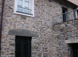 Casa Natale, Corvara (Madonna del Trezzo yakınında)
