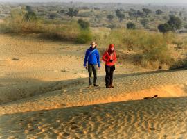 Vino Desert Safari, Bikaner (рядом с городом Gajner)