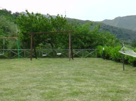 La Casa del Baco, Galati Mamertino (Longi yakınında)