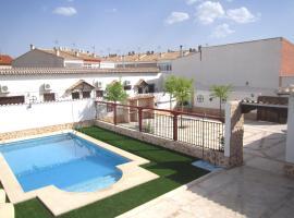 Apartamentos Venta Don Quijote, Almagro (Granátula de Calatrava yakınında)