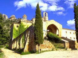 Casa Templers, Horta de San Joan (Lledó yakınında)