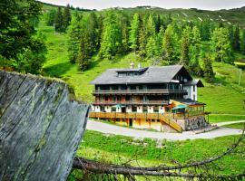 Hotel Alpen Arnika, Tauplitz