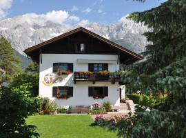 Gästehaus Mayer, Mieming (Obermieming yakınında)