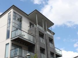 Quayside 3 Bed Duplex Apartment
