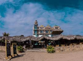 Dharma Beach, Montañita