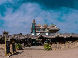 Dharma Beach, Montañita (San José yakınında)