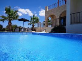 Secret Valley Holiday Villa, Kouklia (Nikoklia yakınında)