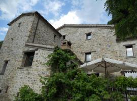 Il Castello, Monte Cerignone (Monte Grimano Terme yakınında)