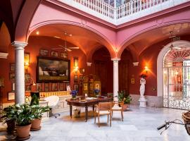 Casa Palacio Conde de la Corte, Сафра (рядом с городом Лос-Сантос-де-Маймона)