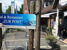 Hotel zur Post, Otterndorf