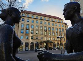 Steigenberger Grandhotel Handelshof Leipzig, Leipzig