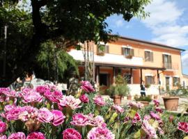 B&B Casale Shanti, Piedimonte San Germano (Villa Santa Lucia yakınında)