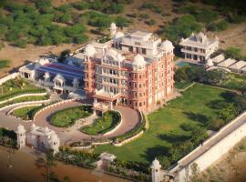 1589 The Royal Heritage, Kishangarh (рядом с городом Māla)