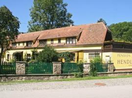 Pension Hendling, Klingfurth