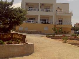 Lisa's Place, Elafonisos