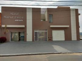 Hotel Maria Luiza, Jundiaí (Near Itupeva)