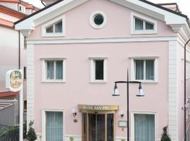 Hotel San Pio, San Giovanni Rotondo