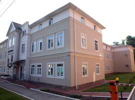 Гостиница Подворье, Тула