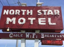 North Star Motel, Burlington (in de buurt van Shelburne)