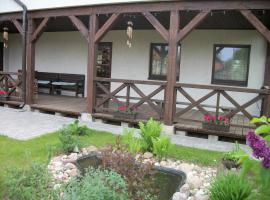 Guest House Talleri, Ragana (рядом с регионом Incukalns Municipality)