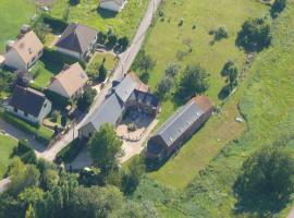 Ferme renel, Poses (рядом с городом Quévreville-la-Poterie)