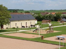 Domaine De Soignolles, Soignolles (рядом с городом Cauvicourt)