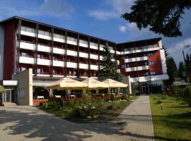 Hotel Carpați, Predeal