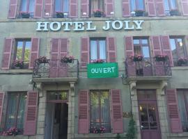 Hotel Joly, Dun-le-Palestel