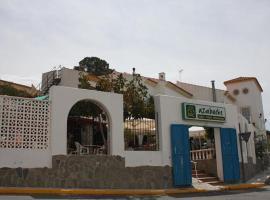 Hotel Restaurante Azabache, Arboleas (El Llano de los Olleres yakınında)