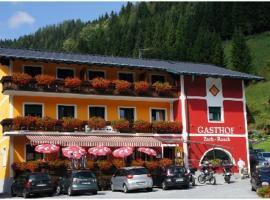 Gasthof Zach-Rauch, Salla (Lederwinkel yakınında)