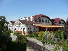 Sziget Hotel&Restaurant, Тарьян (рядом с городом Nagysáp)