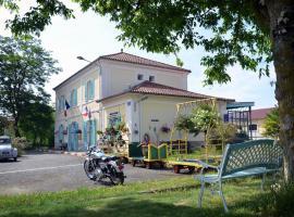 Avenue de la Gare, Riscle (рядом с городом Viella)