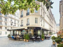 Hotel Lumen Paris Louvre