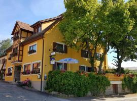Gasthof zum Schwan, Steinsfeld (Gallmersgarten yakınında)