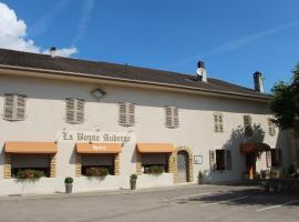La Bonne Auberge, Сеньи (рядом с городом Эшневе)
