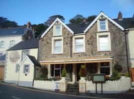 Glendower Hotel, Goodwick (рядом с городом Fishguard)