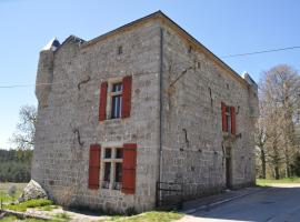Manoir du Grail, Devesset (рядом с городом Rochepaule)