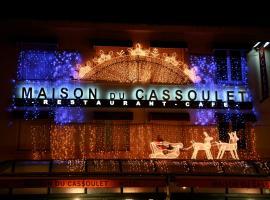 Maison du Cassoulet, Кастельнодари (рядом с городом Saint-Martin-Lalande)