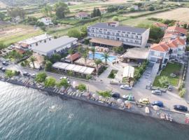 Evvoiki Akti Hotel, Politiká