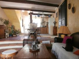 Chez Marie et José, Saint-Bonnet-du-Gard (рядом с городом Lédenon)