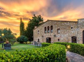 Hotel Mas Rabiol, Ператальяда (рядом с городом Sant Climent de Peralta)