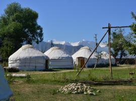Jurten Camp Almaluu