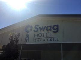 Swag Motel, Middlemount (Dysart yakınında)