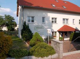Hotel & Pension Aßmann, Hochkirch (Plotzen yakınında)