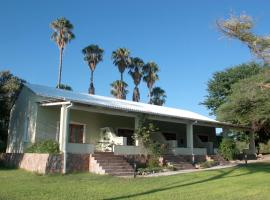 Ghaub Lodge, Grootfontein (рядом с регионом Okakarara)