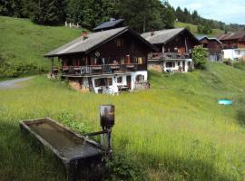 Ferienwohnung im Blockhaus Metzler