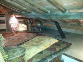 Apartment Con Giardino a Vivo d'orcia