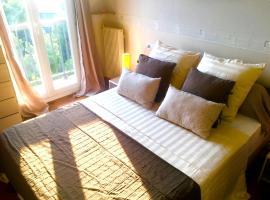 Appartement Vue imprenable proche mer et montagne, Перпиньян