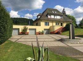 Hotel Hubertus Haus Pflingsteck, Freiamt (Hinterhöfe yakınında)